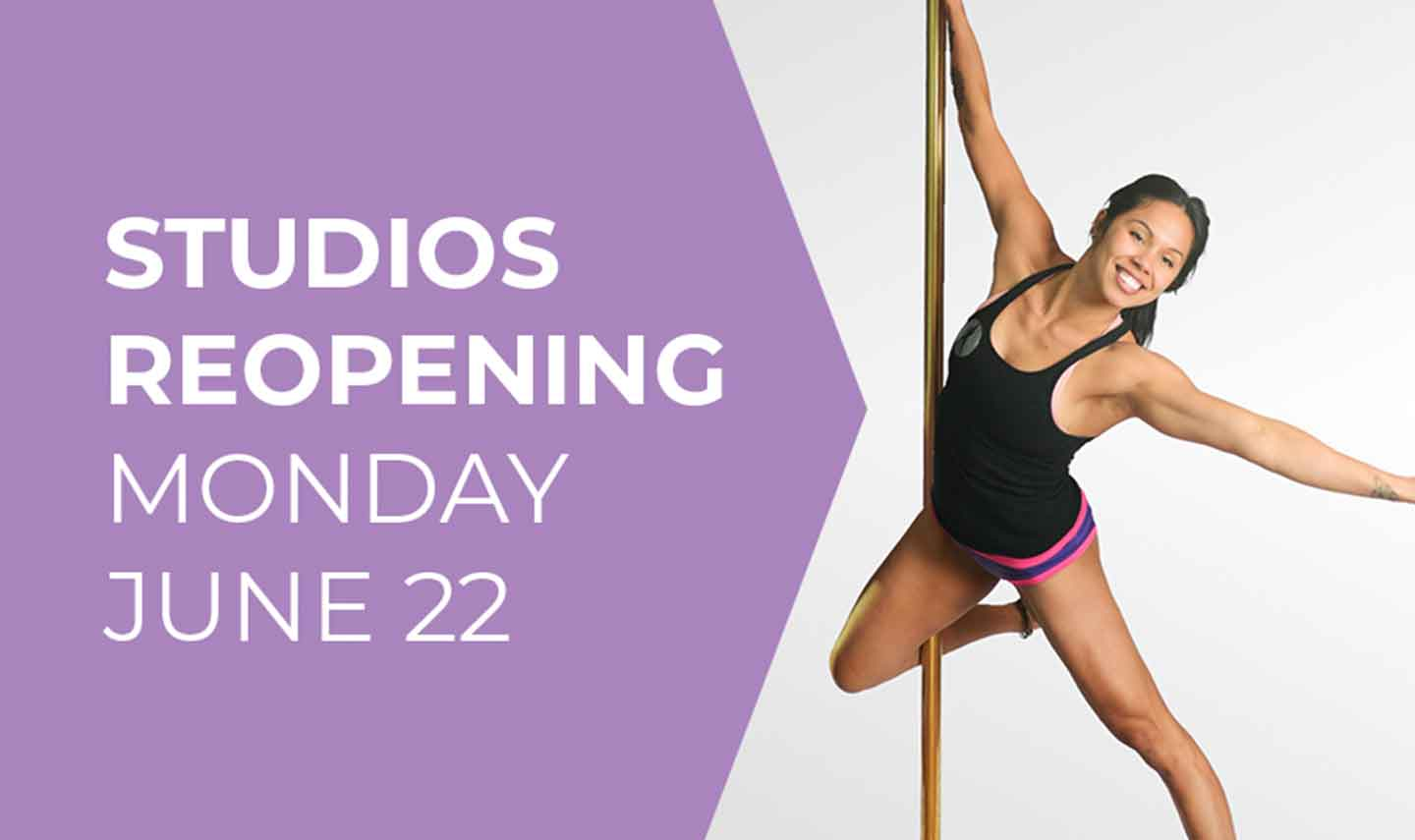 Studio Reopening: What you need to know!